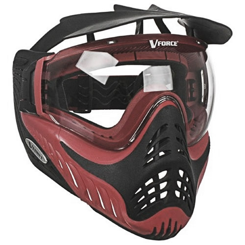 Vforce Profiler Goggle : Reverse Red